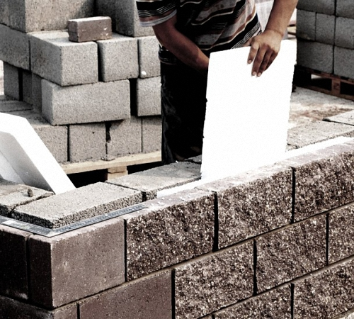 Колодцевая кладка керамзитобетона бетон купить в майкопе